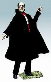 Phantom Opera Halloween Costumes Amazon Lon Chaney Phantom Opera 12in Sideshoc