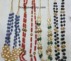 necklace designs with beads images Beads jewellery latest jewelry designs jewellery designs jpg