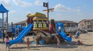 pirate ship playground gametime