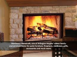 Patio Furniture Chicago by Chicago Fireplace U0026 Patio Furniture Showroom Northwest Metalcraft