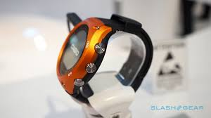 casio android wear watch hands on rugged and huge slashgear