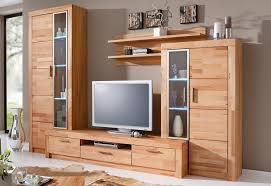 Wohnzimmerschrank Ohne Tv Fach Wohnwand 4 Tlg Bestellen Baur