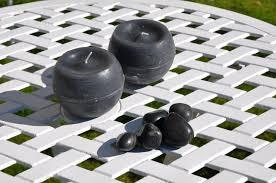 B O Tische Gartentisch Nexus Weiß ø 120 Cm Esstisch Aluguss Tisch Alutisch