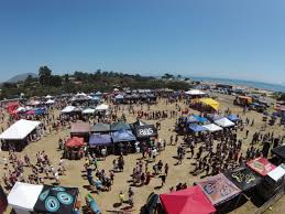 Carpinteria State Beach Campground Map by Surf U0027n U0027 Suds Beer Festival Carpinteria