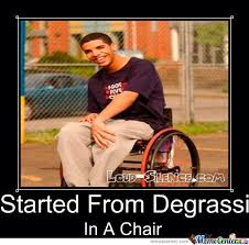 Drake Degrassi Meme - drake we started by krys saluteswaq meme center