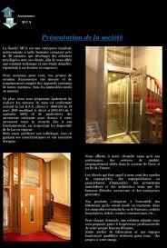 bureau etude ascenseur ascenseurs m c a modernisation création ascenseurs pdf