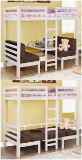bunk bed convertible arafen convertible bunk beds with storage