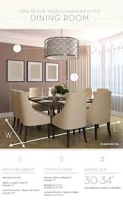 standard height of light over dining room table what is the standard height of a dining room table chandelier size