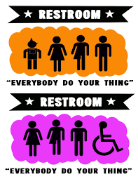 Gender Neutral Bathrooms - bathroom break designers create new generation of no gender