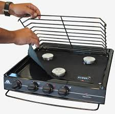 Rv Cooktop New Rv Kitchen Gear Makes Cleanup Storage Easy Rv Life