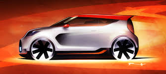 kia track u0027ster concept headed for chicago soul u0027ster