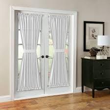 Blackout Door Panel Curtains Interior Decor Inspiring Doors Idea Using Door Panel Curtains