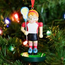 lacrosse ornament lacrosse player nutcracker lulalax