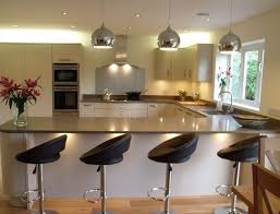 kitchen decoration small breakfast bar galley with cool the best