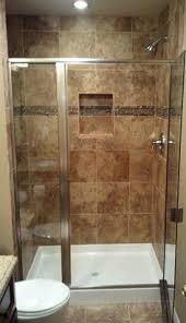 Bathroom Renovations For Small Bathrooms Stall Showers For Small Bathrooms This Is Our Shower Door Shower