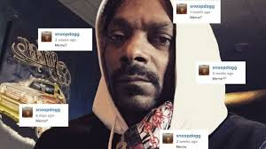 Snoop Meme - snoop dogg really really wants to be a meme themusic com au