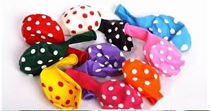 polka dot balloons 50pcs lot 15colors polka dot balloons wedding marriage room
