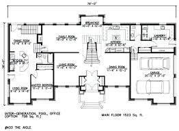 what is a mother in law floor plan 4 bedroom with mother in law suite floor plans detached mother law