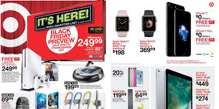 target black friday 2016 pro 150 iphone 7 250 gc