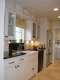 galley kitchen designs galley kitchens glass front door and