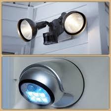 exterior motion sensor lights home design ideas