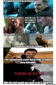 Liam Neeson Meme - liam neeson by wagnaria meme center