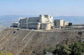 Krak Des Chevaliers by Column Syria U0027s Castle Of The Knights Current Publishing