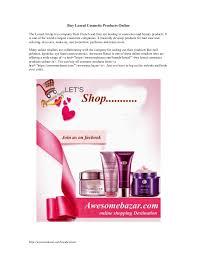 Sho Loreal buylorealcosmeticproductsonline 150727091720 lva1 app6892 thumbnail 4 jpg cb 1437988770