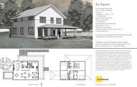 six square catalog plan buildsense