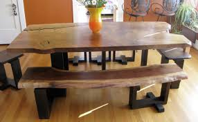Oak Dining Table Bench Bench Gripping Black Bench Seat For Dining Table Shocking Dining