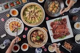 cuisine reunion 8 scrumptious reunion dinners in kuala lumpur this 2018 cny