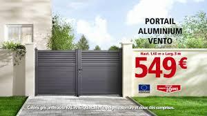 Portillon Alu Pas Cher by