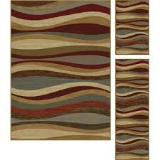 Area Rug And Runner Sets 3 Rug Set With Runners Wayfair