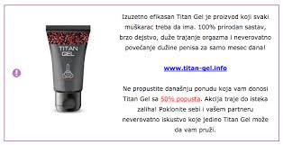 titan gel iskustva korisnika doktora recenzija