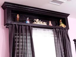 Black Curtains With Valance Decorating Ideas Charming Home Interior Decoration With White