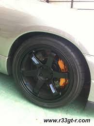 nissan gtr brake rotors one man u0027s lonely adventures in his r33 skyline gt r first r33 gt