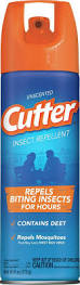 Cutter Backyard Bug Control Reviews by Cutter Contains Deet Unscented Mosquito Repellent 6 Oz Walmart Com