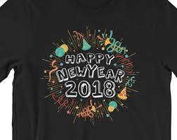 new year t shirts happy new year shirt etsy