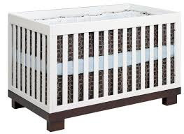Harlow 3 In 1 Convertible Crib Bedroom Babyletto Harlow Crib With Acrylic For Nursery Furniture
