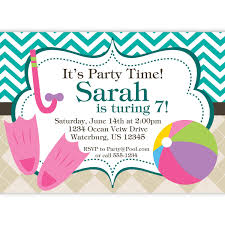 pool party invites templates party invitations templates