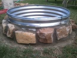 Make Your Own Firepit Fascinating Make Your Own Steel Pit In Ground Liner Build