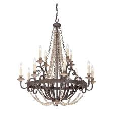 savoy house mallory bronze 12 light chandelier on sale