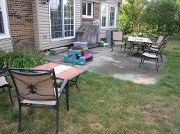 Backyard Patio Ideas Cheap by Home Design Patio Decorating Ideas Cheap Concrete Kitchen Decks