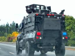 what is this vehicle looks new no military or police markings