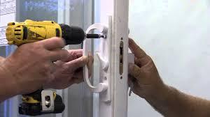 Patio Door Lock Installation Types Of Patio Door Locks Hans Fallada Door Ideas