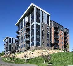 Building Blocks V Apartments  Finance  Commerce - Apartment building designs