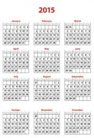 free 2015 calendar template for indesign
