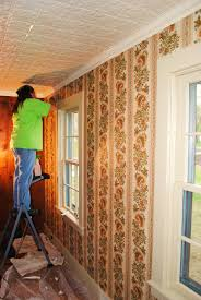 Trompe L Oeil Wallpaper by 2 Women And A Paintbrush Wallpaper It U0027s Making A Comeback