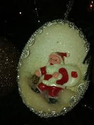 ornament snowman real duck egg shell eggschells by