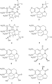 Flower Tucci Gif - alkaloids from the flower of erythrina arborescens rsc advances